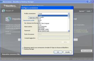 desktop manager blackberry per bbtethering